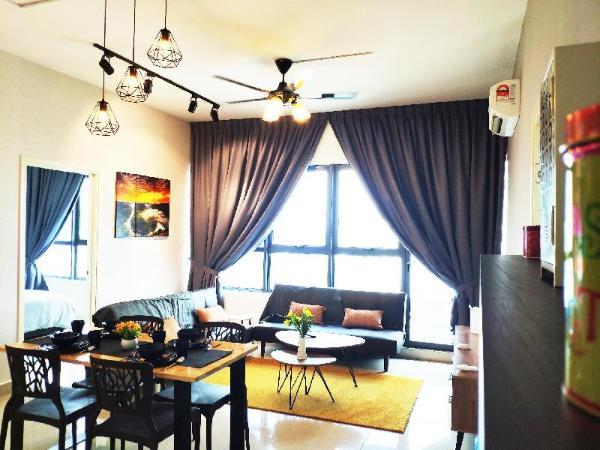Futuristic Home 2, 5 mins to Ampang Point, 5 pax Kuala Lumpur