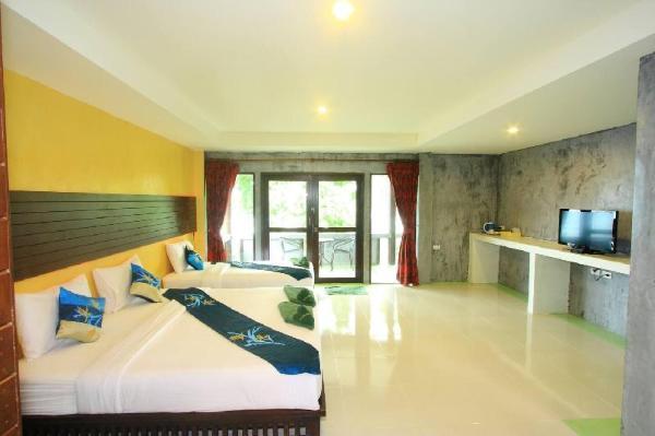 Triple Room Koh Phangan