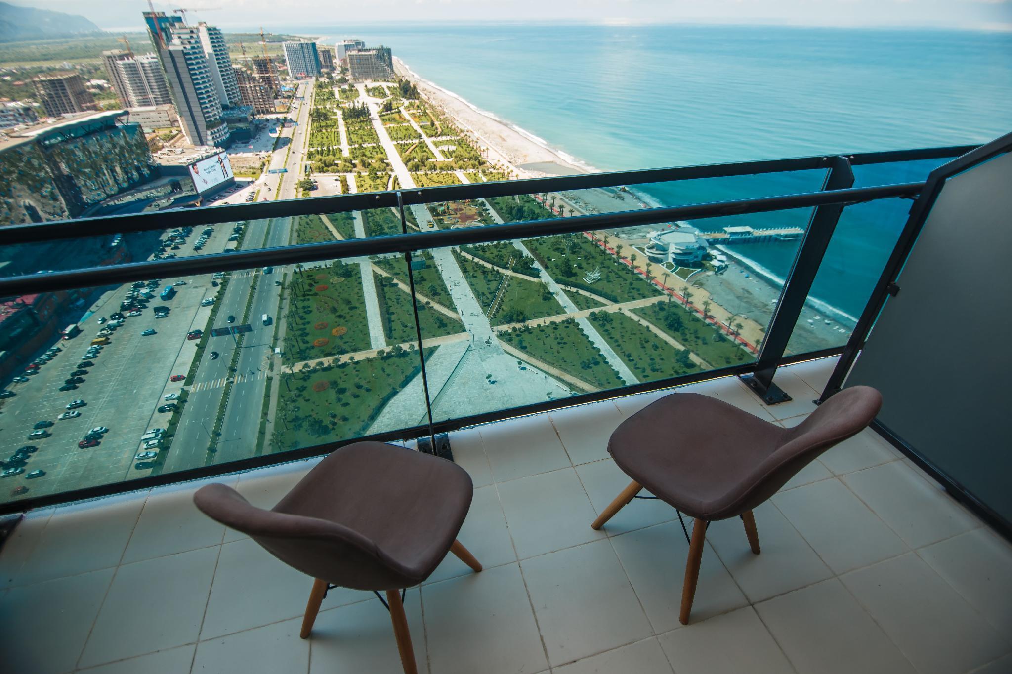 Brand New Apartment Sea View Beach Tower