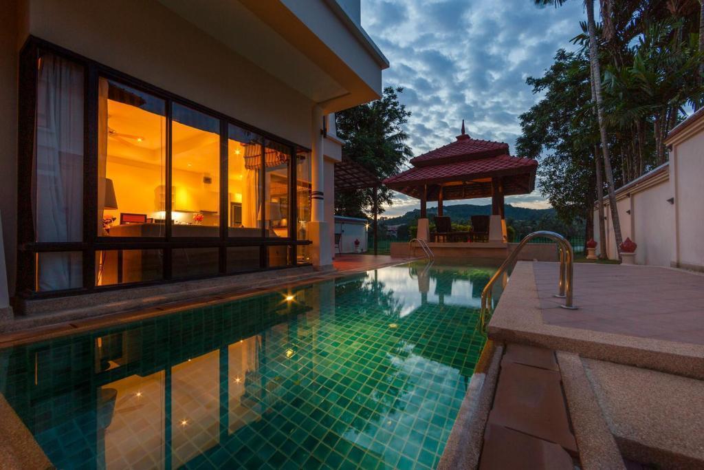 Villa Selaru Laguna beach by TropicLook วิลลา 3 ห้องนอน 3 ห้องน้ำส่วนตัว ขนาด 400 ตร.ม. – บางเทา