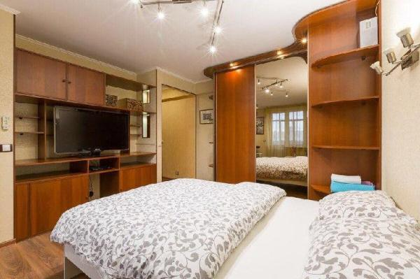 1 bedroom apartment 35 m Moscow