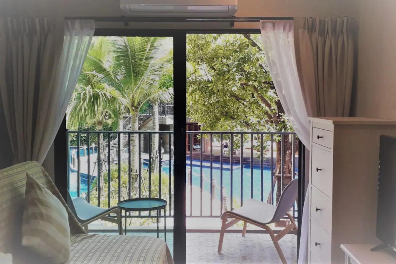 Pool View Condominium Unit at Naiyang 201