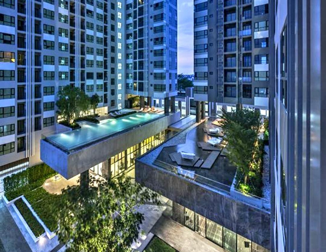 Top Star!!Modern Room The Base Central Pattaya อพาร์ตเมนต์ 1 ห้องนอน 1 ห้องน้ำส่วนตัว ขนาด 30 ตร.ม. – พัทยากลาง