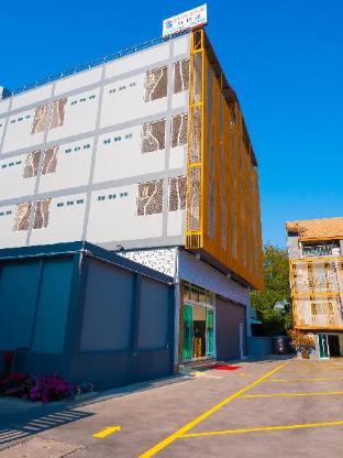 [ムアン/パークナム]アパートメント(22m2)| 1ベッドルーム/1バスルーム 1R1B1S/F4030507 Suwatchai garden,service Aparment