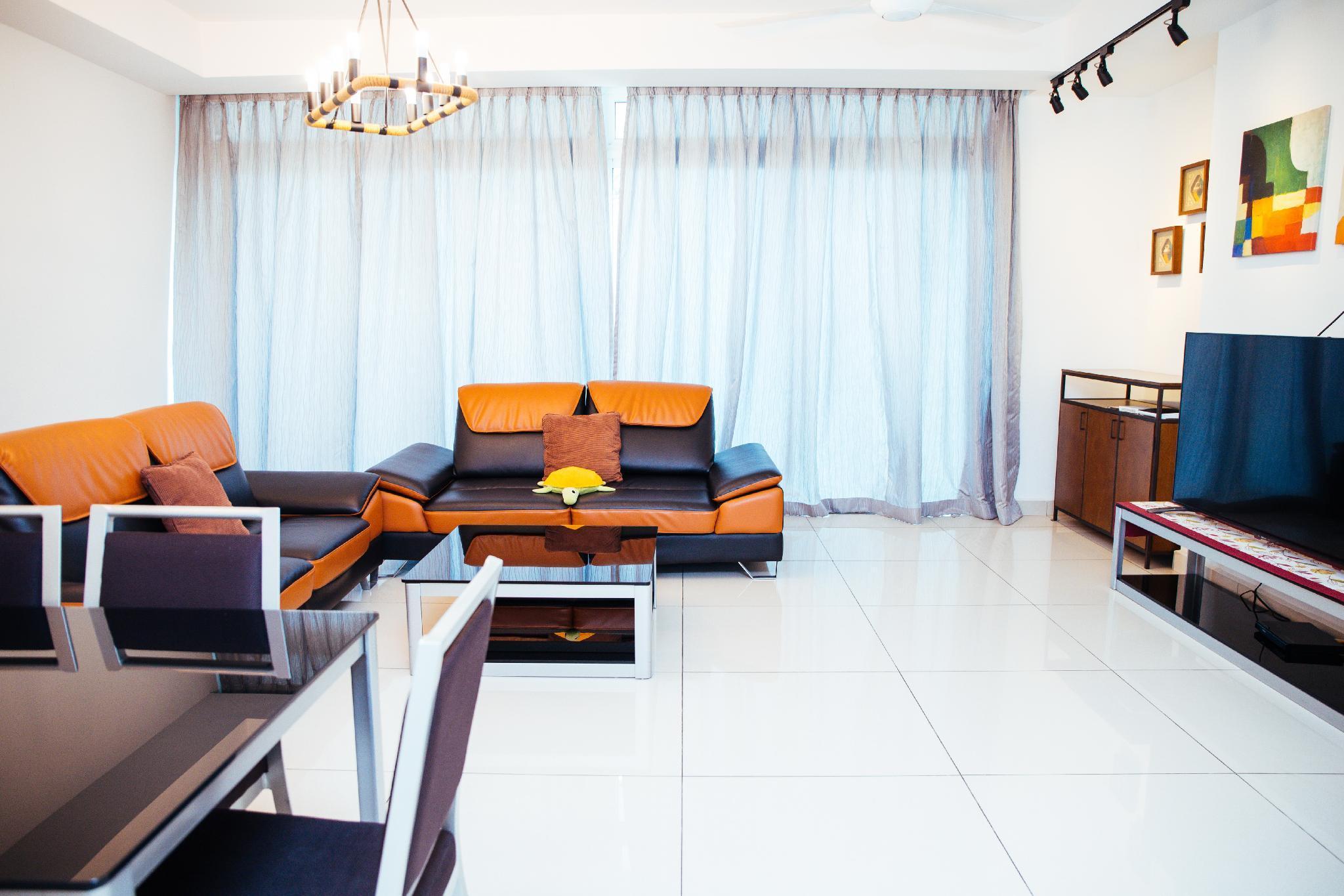 D' Carnation Suite @ KSL D' Esplanade Residence