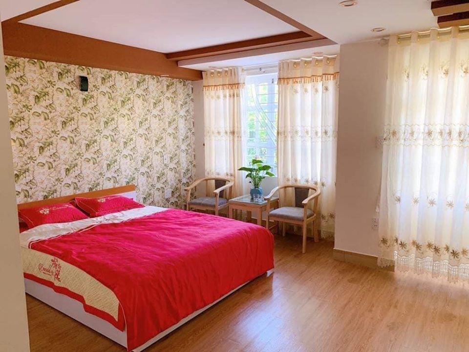 VanCao Green Homestay   Room With Balcony