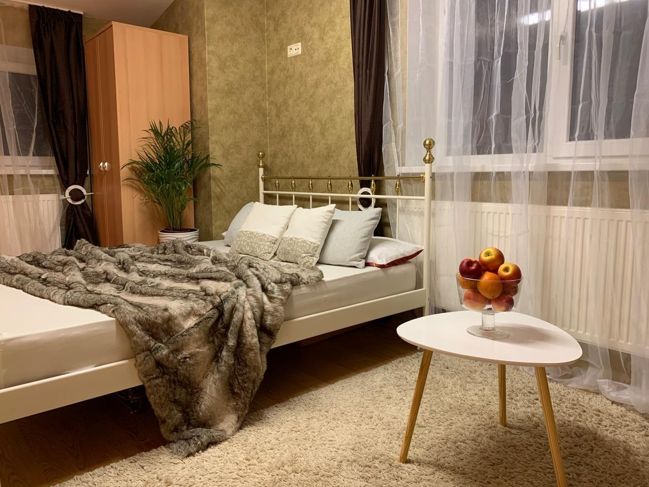 Double Bed Room In The Villa Anna
