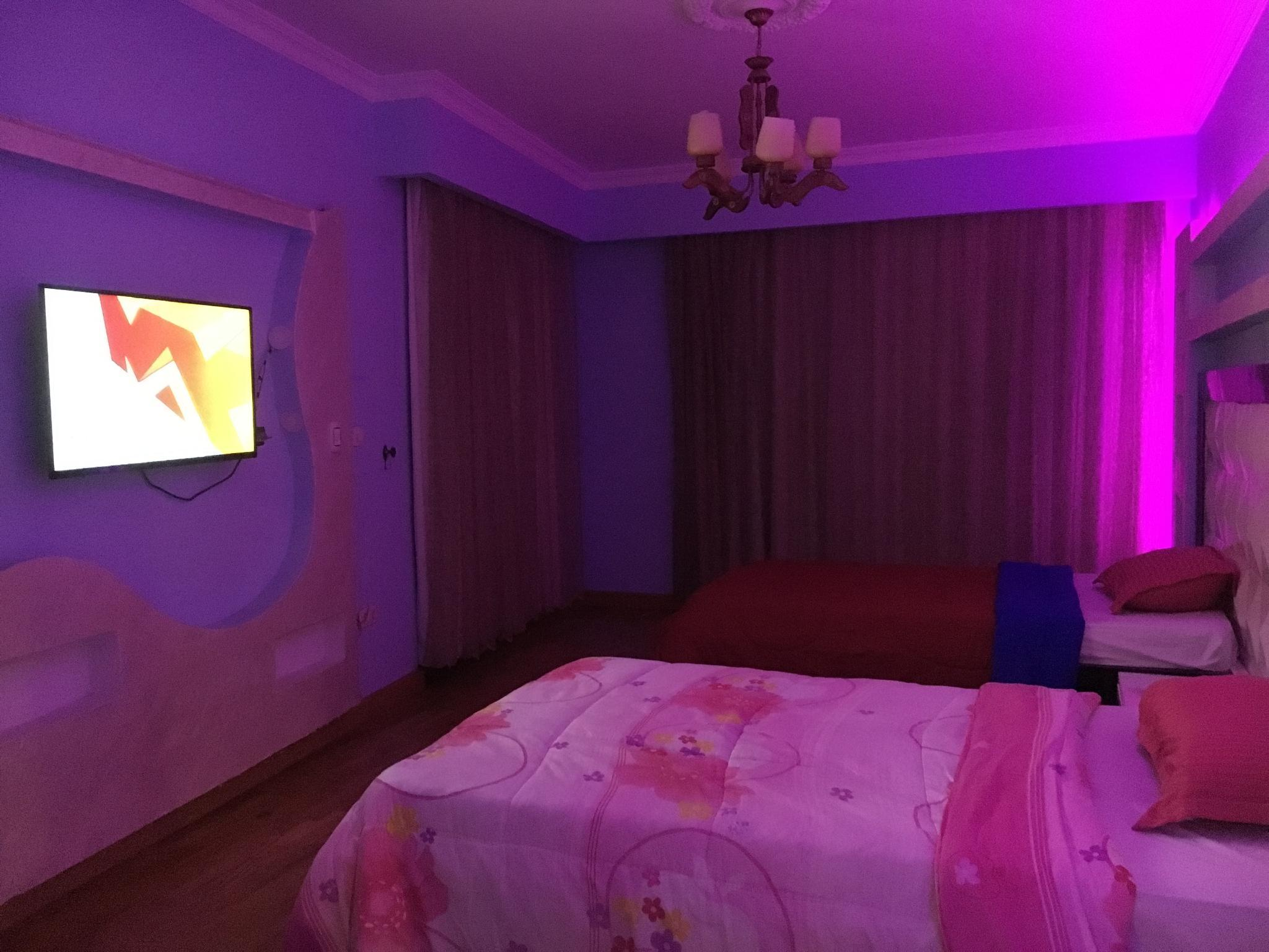 Luxury Apartment At San Stefano Towers