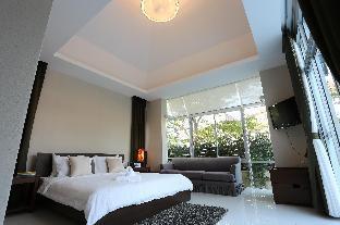 [ナージョムティエン]ヴィラ(153m2)| 3ベッドルーム/3バスルーム AnB pool villa Glass house close to Jomtien beach