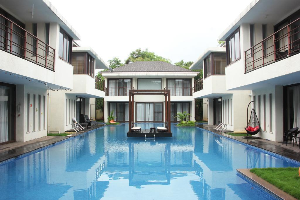 3 BHK Luxury Pool Villa North Goa
