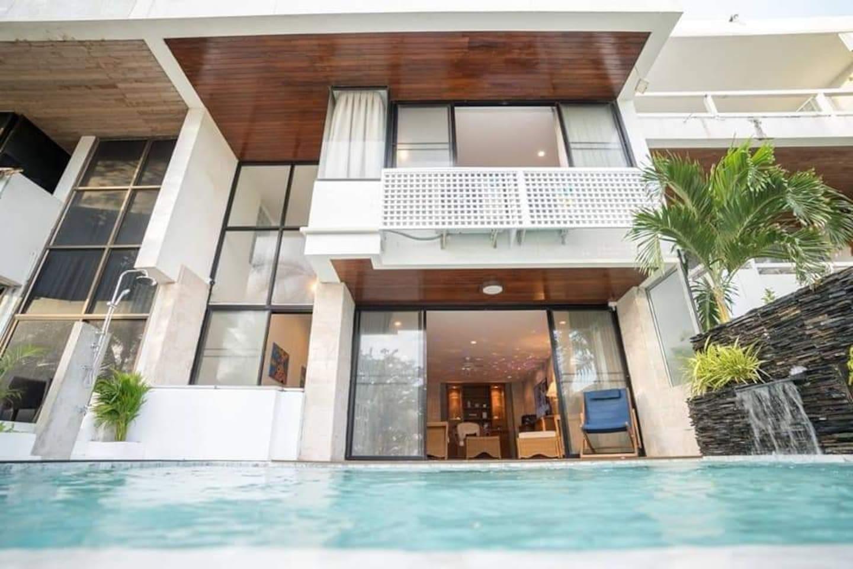 Beachfront popular 6BR villa l max 20 pax - VVP10 บ้านเดี่ยว 6 ห้องนอน 6 ห้องน้ำส่วนตัว ขนาด 200 ตร.ม. – หาดจอมเทียน