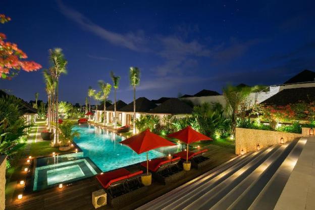 6 Bedroom Tropical Villa with Pool Umalas