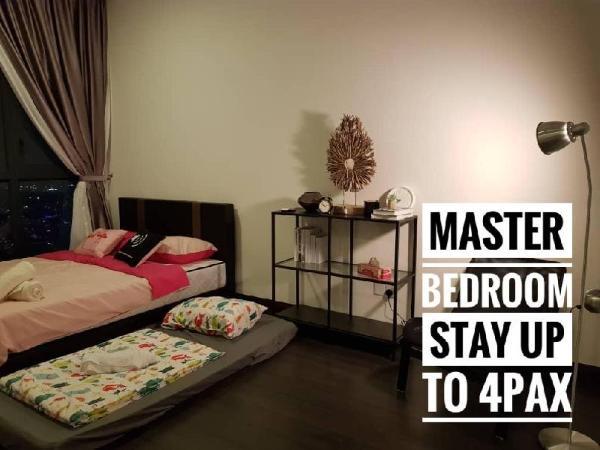 [Family& friends] 2rooms lovely Homestay Kuala Lumpur