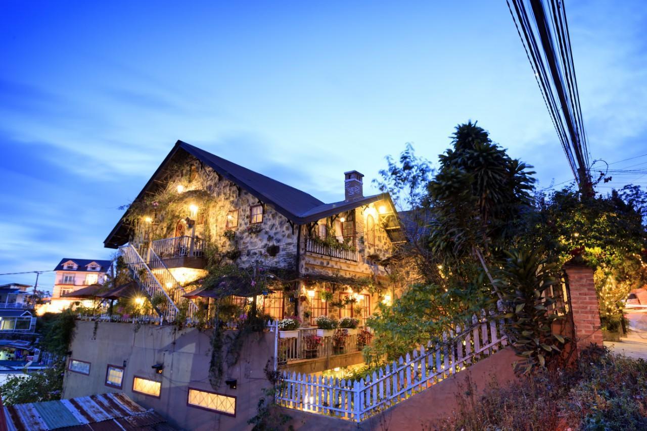 Villa Hoa Da  Violet Room
