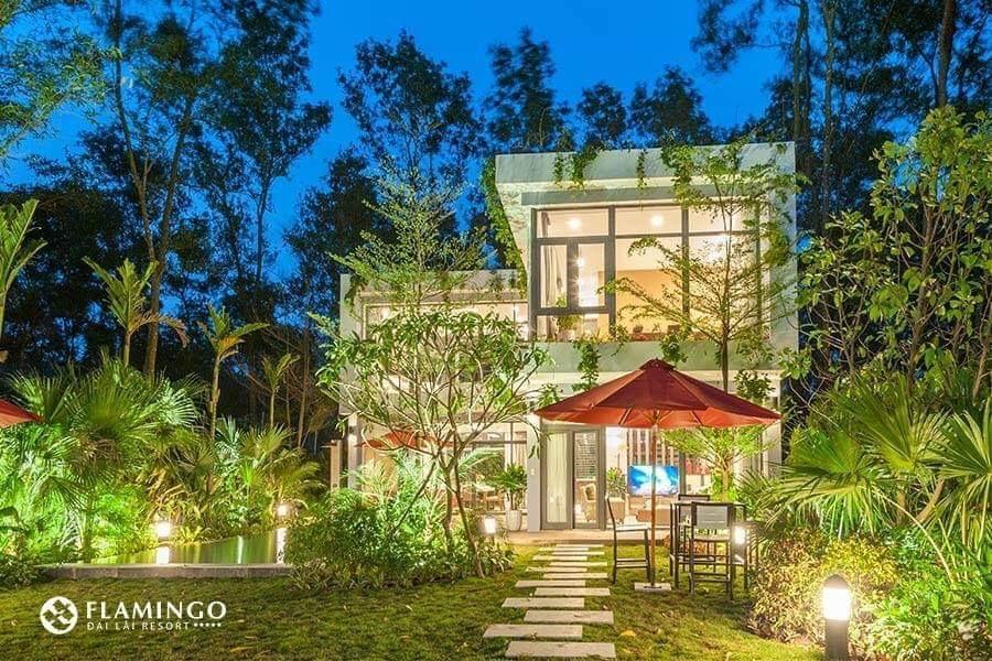 Flamingo Dai Lai Charm Villa VIP 2brs Tu Doanh