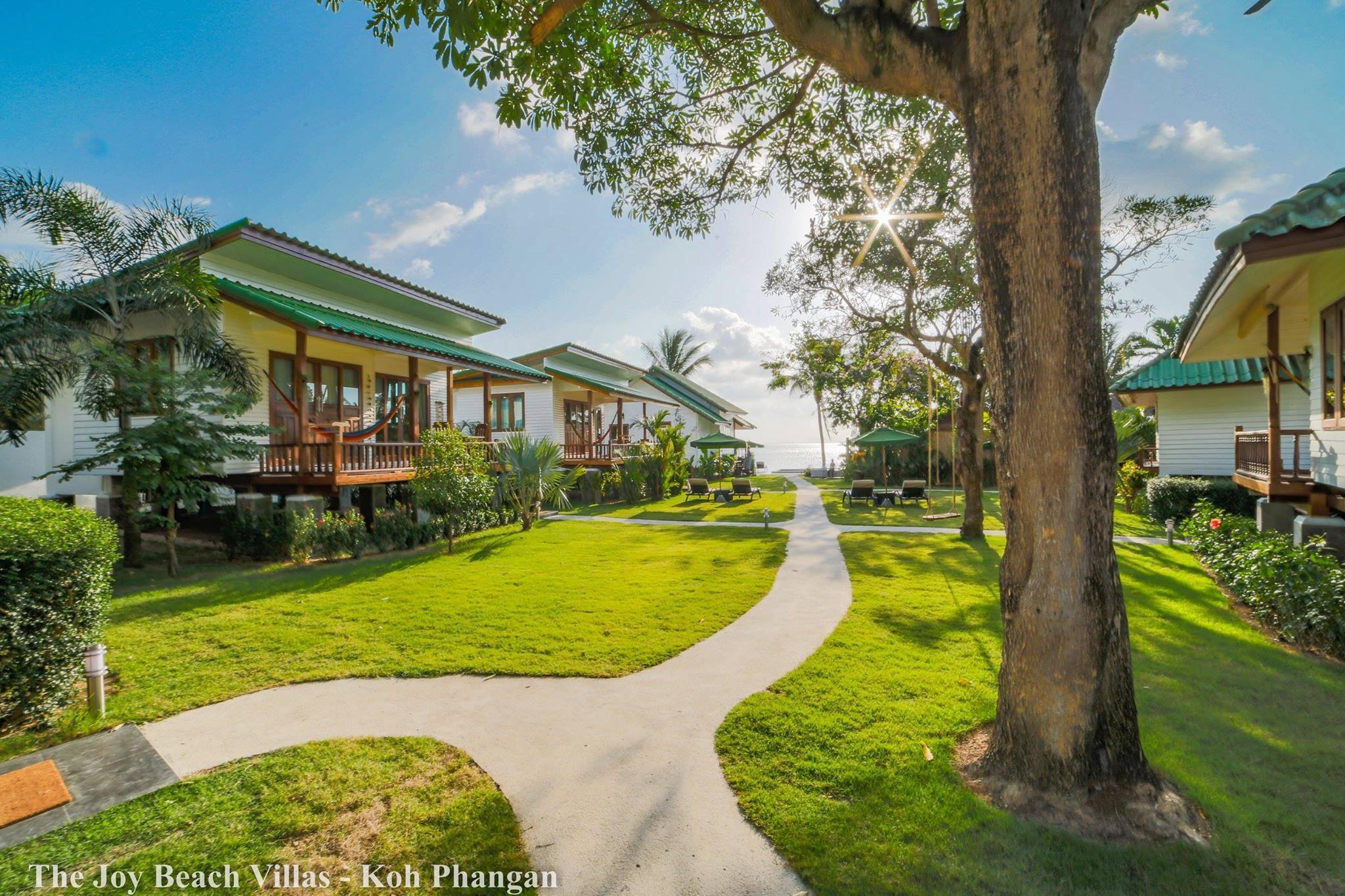 Joy Beach Villas   Deluxe
