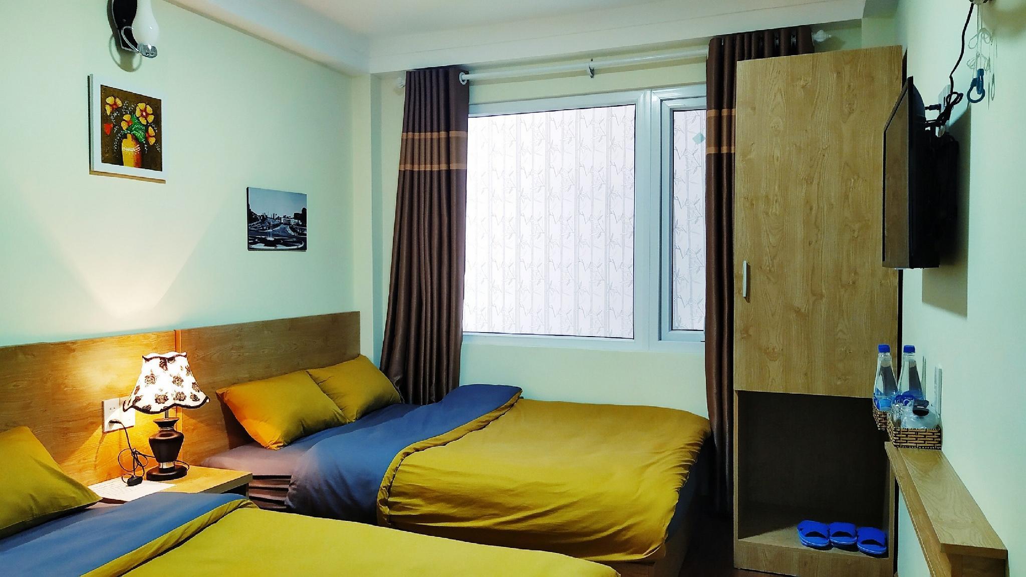 Deluxe Quad Room Near Da Lat Market