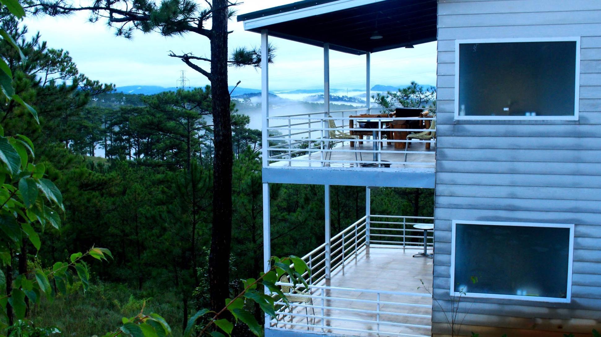 Family Room In Kim Ngan Hill Resort