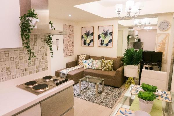 Earthly Inspired 2BR by Ayah @ Azure Urban Resort Manila