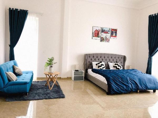 5BR villa for group & family, near Dalat market Dalat