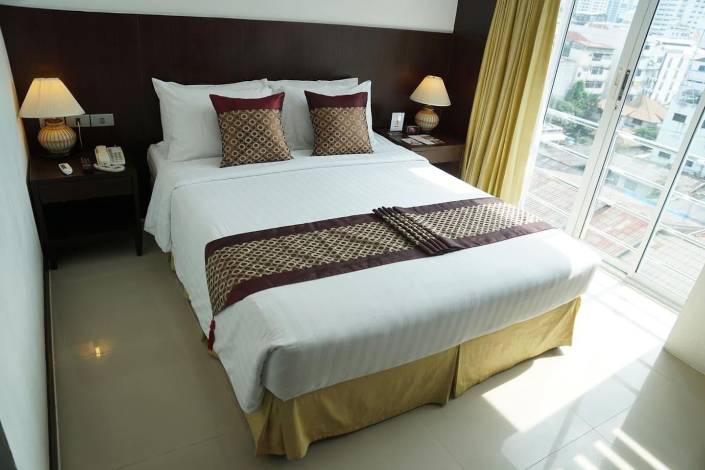 Cosy Room Near Airport Rail Link