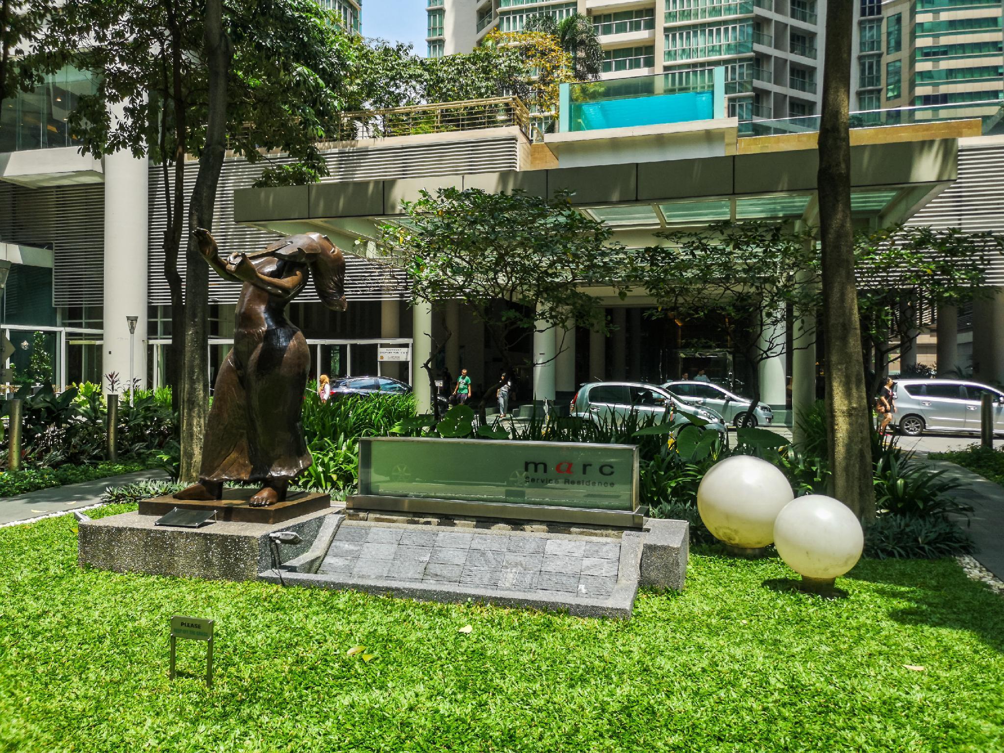 Marc Residence Modern 2BR
