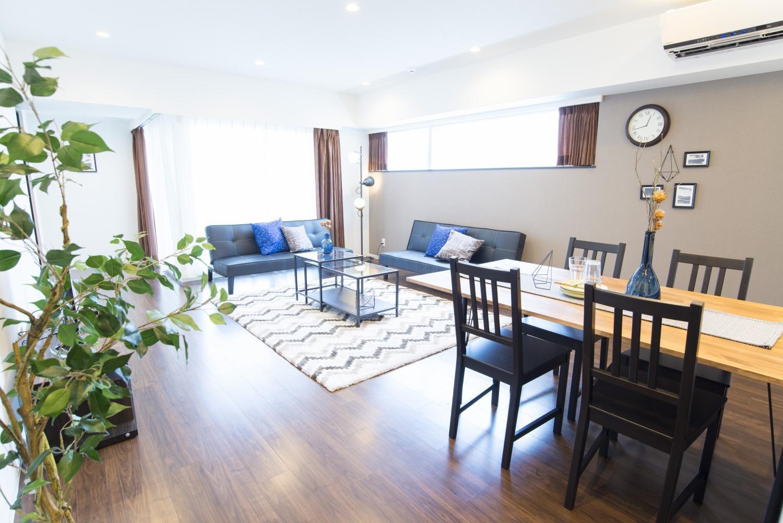 Newly Built And Designers BIG Room  Osaka No.1 SpotD