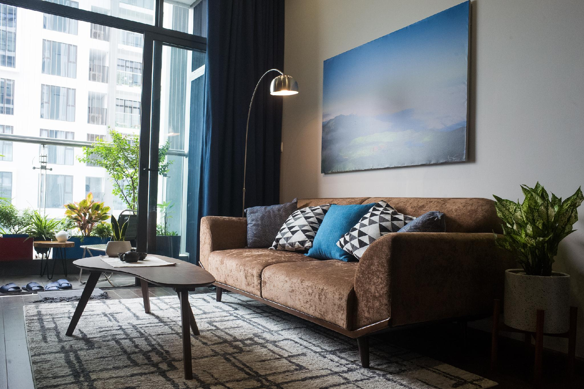 Gracefull And Cozy Elpis Apartment Ancora Building
