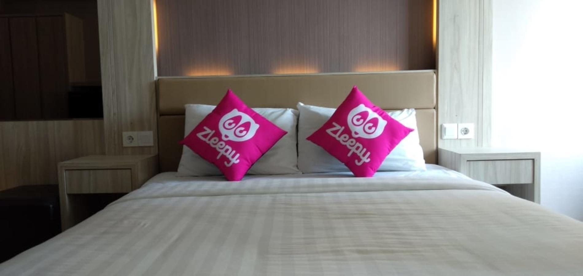 Zleepy @ Candiland  Apartement Semarang