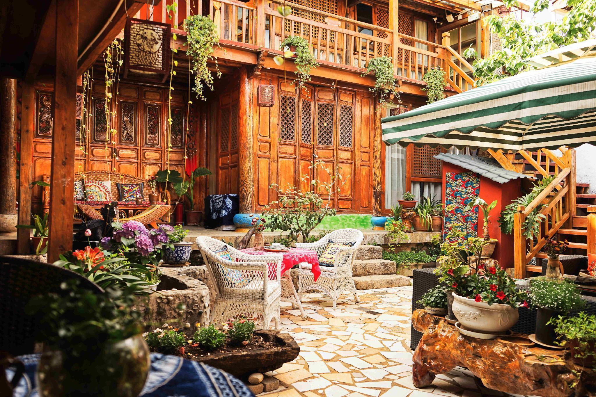 Double Room Garden View Lijiang Shuhe Acient Town