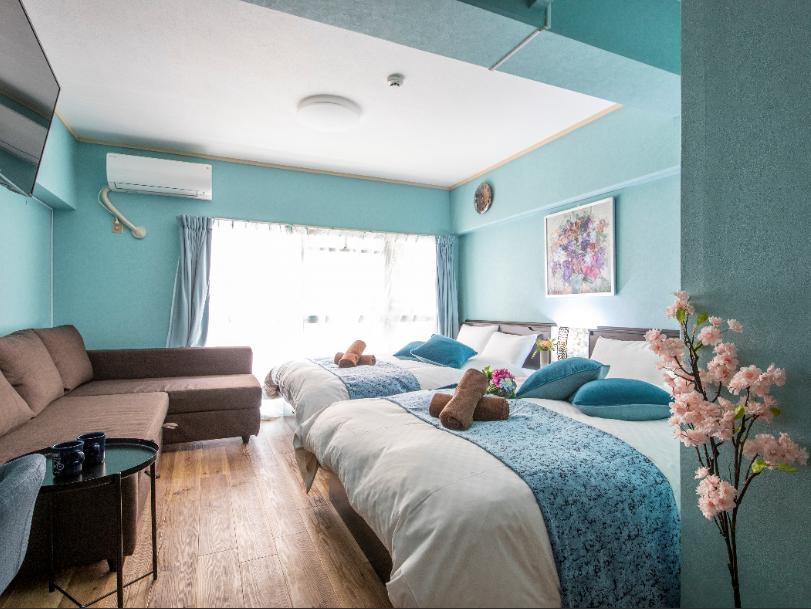 Namba 2 Min   Comfort Room Storia   Wifi Free