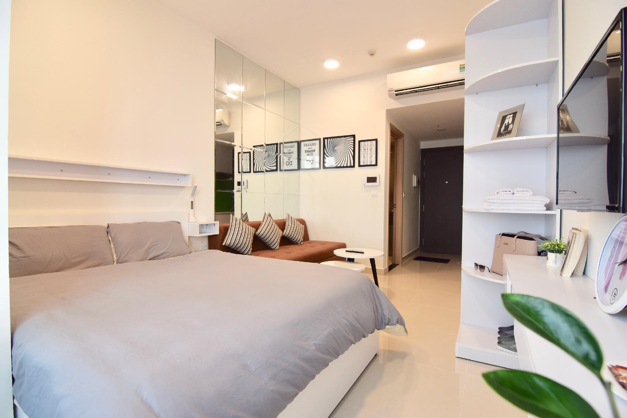 Chau Apartments Free Gym Pool Netflix  Ho Chi Minh