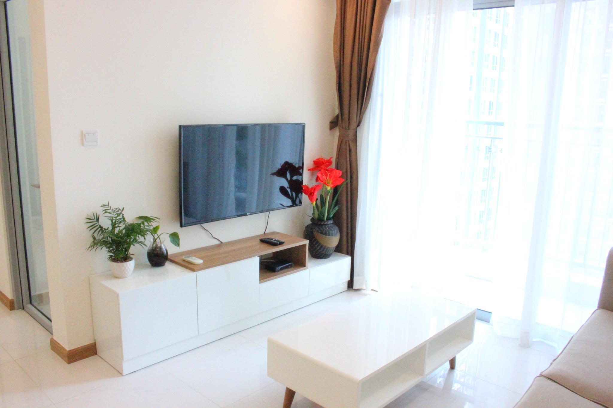 Lak's home - 2BR Apartment - Vinhomes Central Park