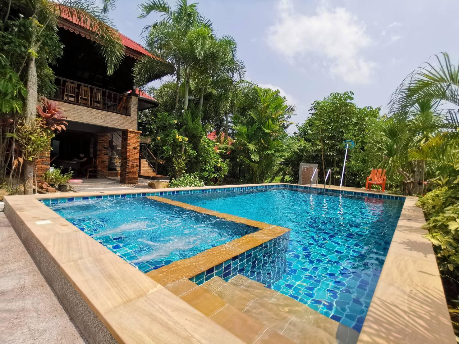 The Beautiful Garden Villa