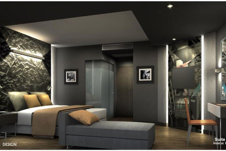 Superior Room Near Surasak BTS