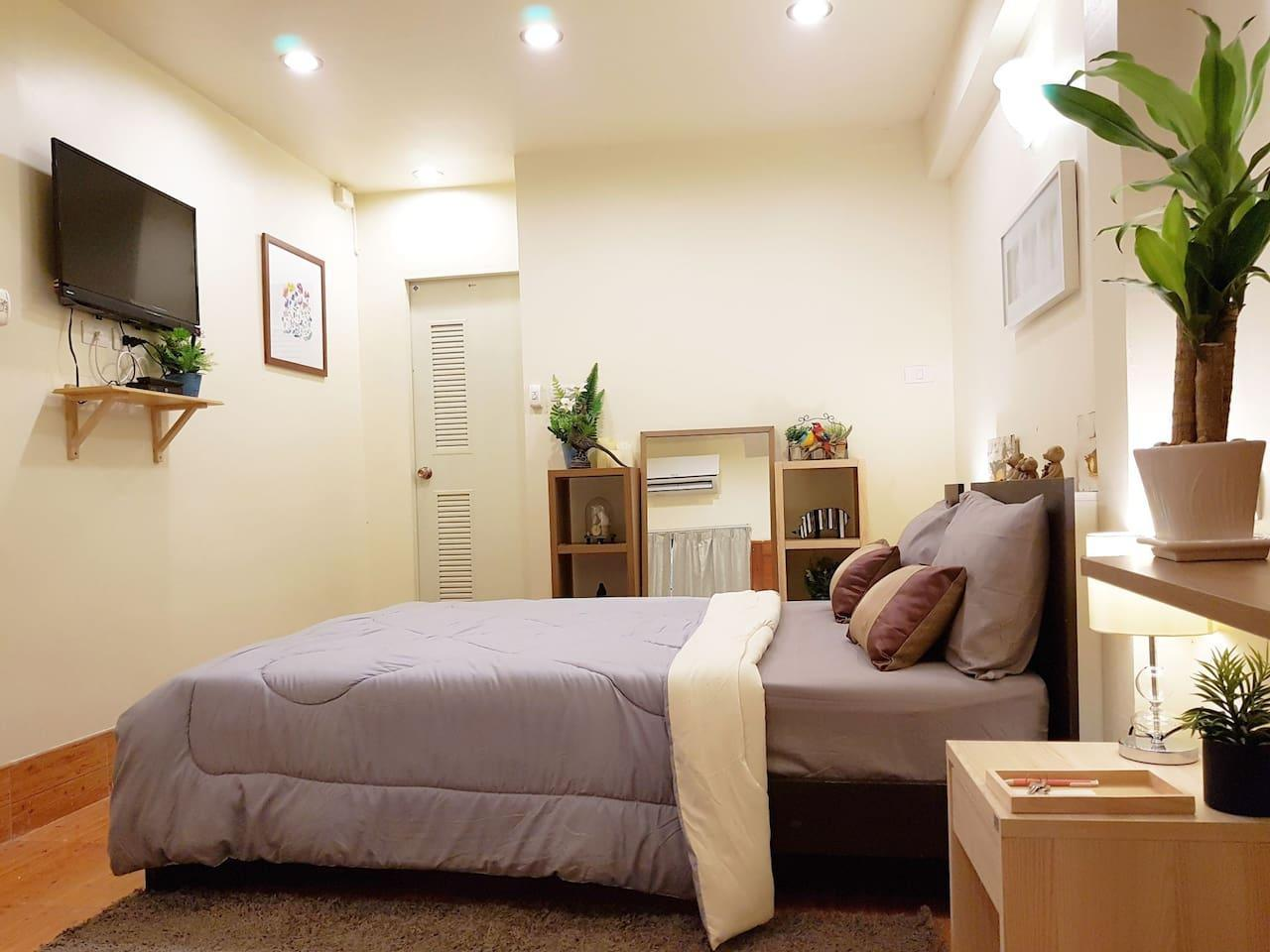 Studio Room 10 Mins To Don Mueang Airport  DMK