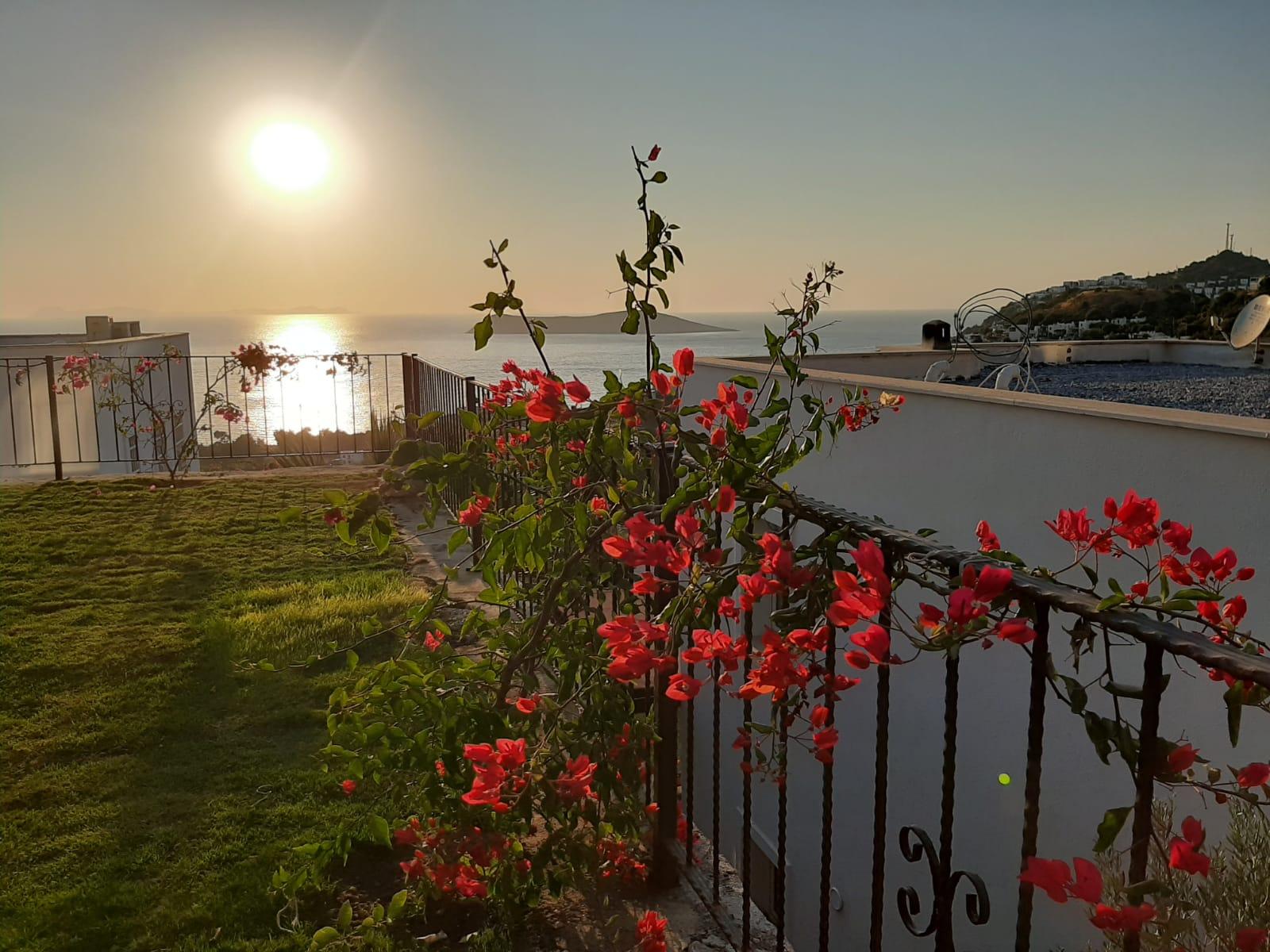 Bodrum Sunset Villa