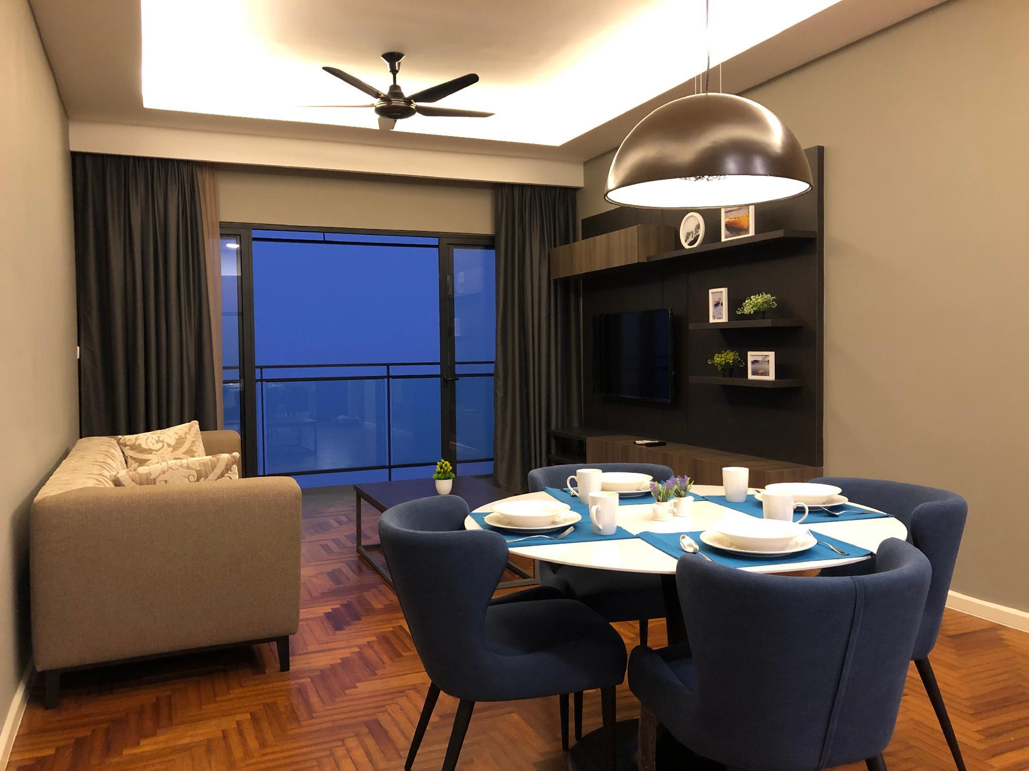 GENTING HIGHLANDS HOMESTAY  FAMILY SUITE  10PAX