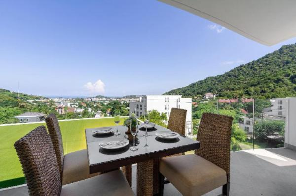 Martina apartment Kata Ocean View Phuket