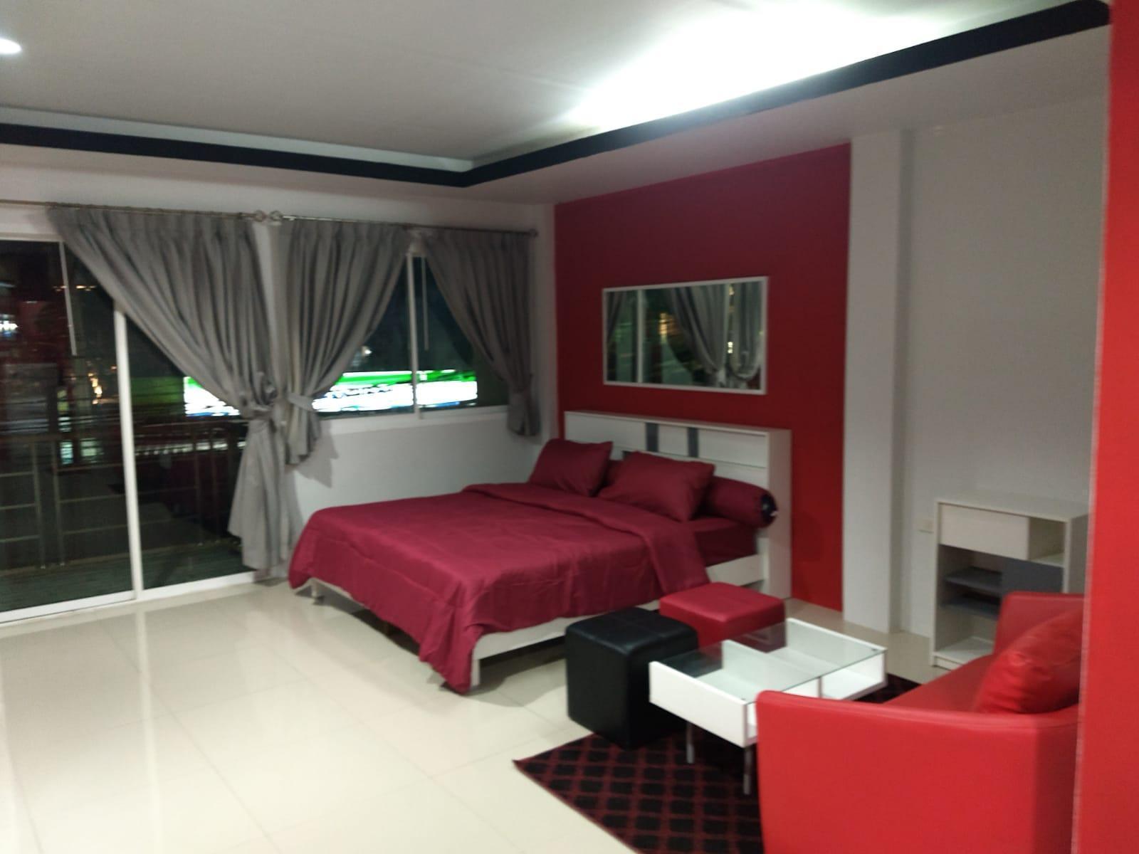 Le Casa De Papel สตูดิโอ อพาร์ตเมนต์ 1 ห้องน้ำส่วนตัว ขนาด 26 ตร.ม. – ป่าตอง