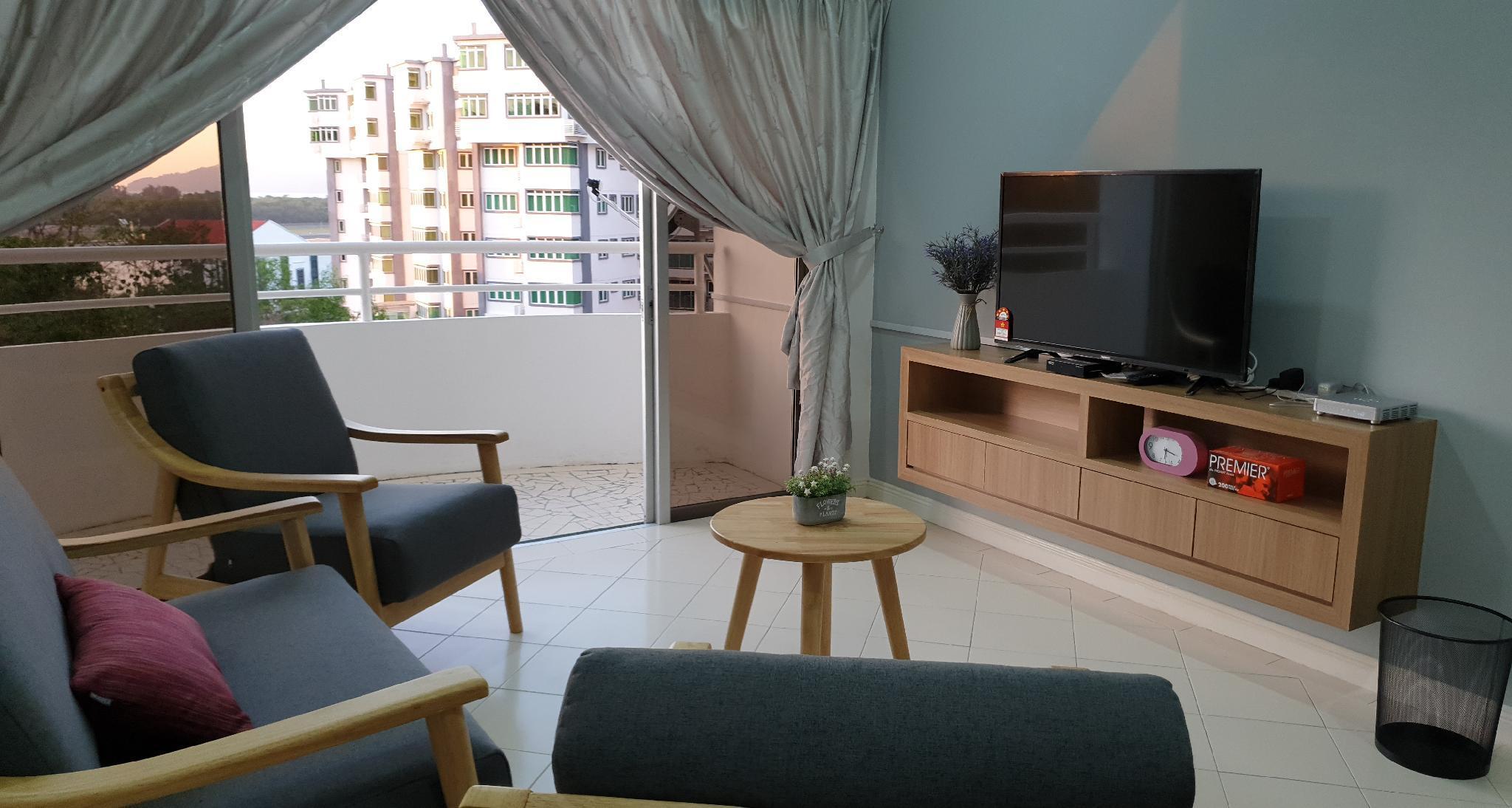 2. Tanjung Aru Luxury Condo. Comfortandconvenient