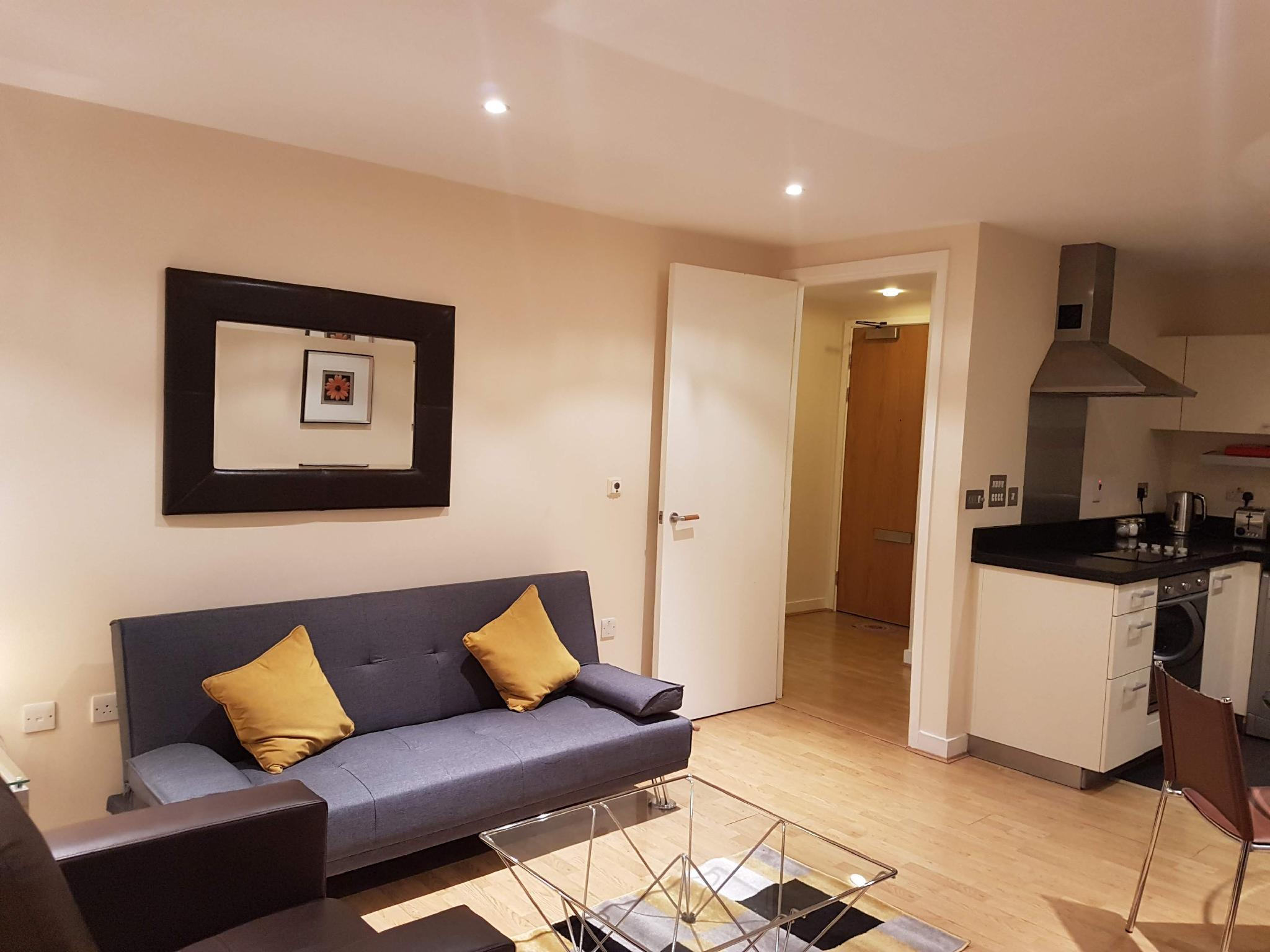 Canary Wharf Retreat - Serviced Accommodation