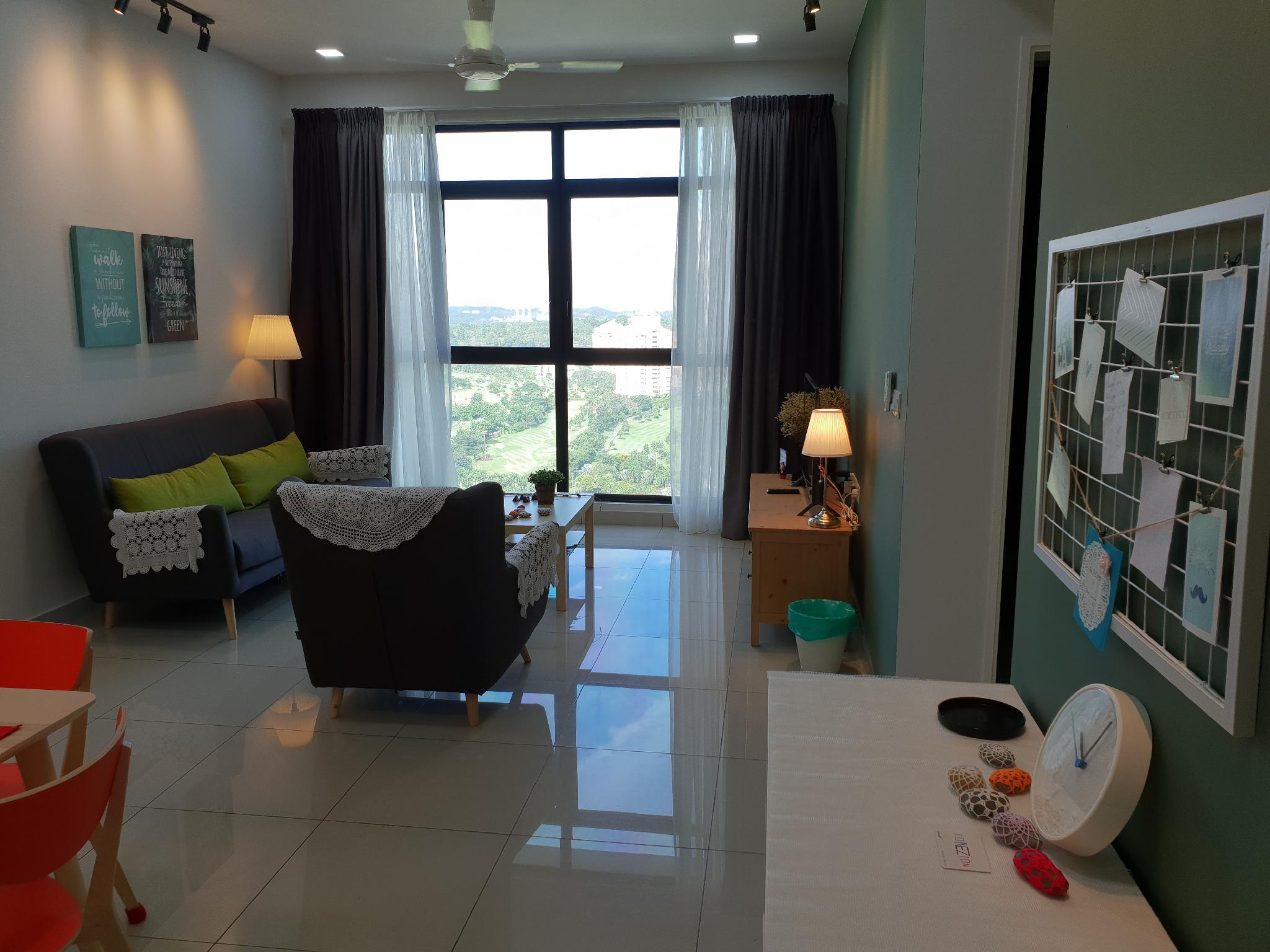 Albert Conezion Golf View @ IOI Resort City