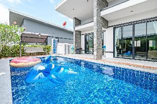 Sapphire Blue Pool Villa 3BR @Rio HuaHin อพาร์ตเมนต์ 3 ห้องนอน 2 ห้องน้ำส่วนตัว ขนาด 75 ตร.ม. – เขาหินเหล็กไฟ